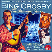 Bing Crosby: The Vintage Years