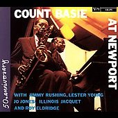 Count Basie: Count Basie at Newport