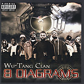 Wu-Tang Clan: 8 Diagrams [PA] [Limited]