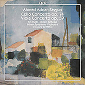 Ahmed Adnan Saygun: Cello and Viola Concertos