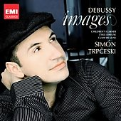 Debussy: Images, L'isle joyeuse, Clair de lune, etc