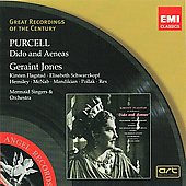 Purcell: Dido and Aeneas / Jones, Flagstad, et al