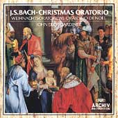 Bach: Christmas Oratorio / Gardiner, English Baroque Soloist