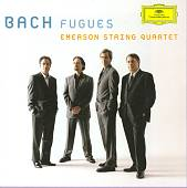 Bach: Fugues / Emerson String Quartet