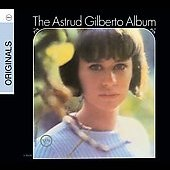 Astrud Gilberto: The Astrud Gilberto Album [Digipak]