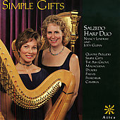 Simple Gifts / Salzedo Harp Duo