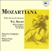 Mozartiana: Works for Cello & Fortepiano