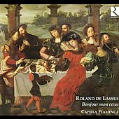 Roland de Lassus: Bonjour mon coeur