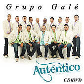 Grupo Gale: Autentico [CD/DVD]