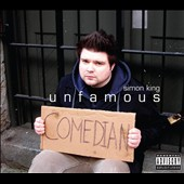 Simon King: Unfamous [PA] [Digipak]