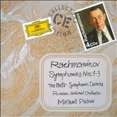 Rachmaninoff: Symphonies Nos. 1-3 / Pletnev