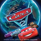Michael Giacchino: Cars 2 [Original Motion Picture Soundtrack]