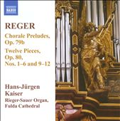 Reger: Organ Works, Vol. 11 / Hans-Jurgen Kaiser