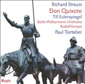 Richard Strauss: Don Quixote; Till Eulenspiegel