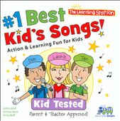 Learning Station: #1 Best Kid's Songs! *