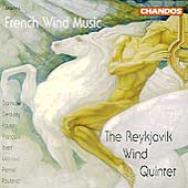 French Wind Music / Reykjavik Wind Quintet