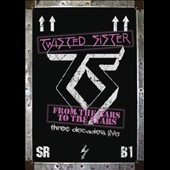 Twisted Sister: From the Bars to the Stars: Three Decades Live [Box Set] [DVD]