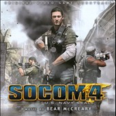 Bear McCreary: SOCOM 4 - US Navy SEALS (OST)