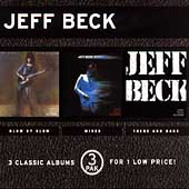 Jeff Beck: Blow by Blow/Wired/There and Back [Box] [Box]