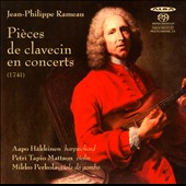 Jean-Philippe Rameau: Pieces de Clavecin en Concerts