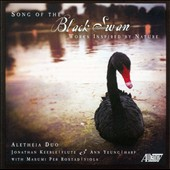 Song of the Black Swan: works by Villa-Lobos, Nielsen, Cage, Debussy, Tharp et al. / Jonathan Keeble, flute; Ann Yeung, harp
