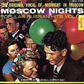 Various Artists: Moscow Nights