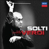 Georg Solti conducts Guiseppe Verdi - Six complete Operas [16 CDs]