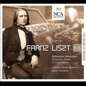 Liszt: The Sound of Weimar Vol. 1-5 - Symphonic Poems, complete edition / Martin Haselbock