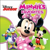 Various Artists: Minnie's Favorites: Songs from Mickey Mouse Clubhouse
