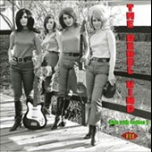 Various Artists: The  Rebel Kind: Girls with Guitars, Vol. 3