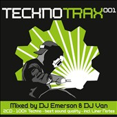 Various Artists: Techno Trax 001