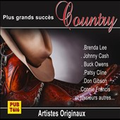 Various Artists: Plus Grands Succès Country