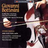 Bottesini: Double Bass Concertos, etc / Badila, Zuccarini
