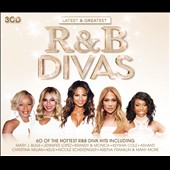 Various Artists: Latest & Greatest R&B Divas