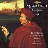 Pygott: Missa Veni Sancte Spiritus;  Mason / Darlington