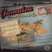 Various Artists: Jamaica Is the Place to Go