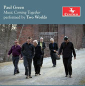 Two Worlds/Lloy Joe Rose (Piano)/Paul Green: Music Coming Together [2/12]