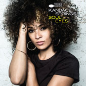 Kandace Springs: Soul Eyes [6/24] *