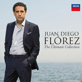 Juan Diego Florez: The Ultimate Collection - Works by Donizett, Rossini, Offenbach, Verdi, Bellini, Puccini, Massenet, & more / Juan Diego Florez, tenor; Riccardo Frizza; Ermonela Joaho; Nicola Ulivieri; Avi Avital