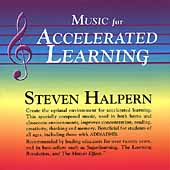Steven Halpern: Music for Accelerated Learning
