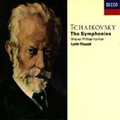 Tchaikovsky: The Symphonies, etc / Maazel, Vienna Phil