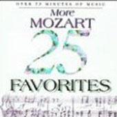 25 More Mozart Favorites