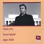 Ives, Copland: Piano Sonatas / James Nalley