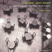 Arditti Edition 42 - Berg, Webern / Arditti Quartet, et al