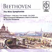 Beethoven: The Nine Symphonies / Mackerras, Royal Liverpool