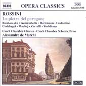 Rossini: La Pietra del Paragone / Marchi, Bienkowska, et al
