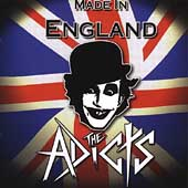 The Adicts: Made in England