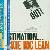 Jackie McLean: Destination Out!