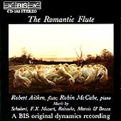 The Romantic Flute / Robert Aitken, Robin McCabe