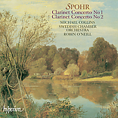 Spohr: Clarinet Concertos no 1 & 2 / O'Neill, et al